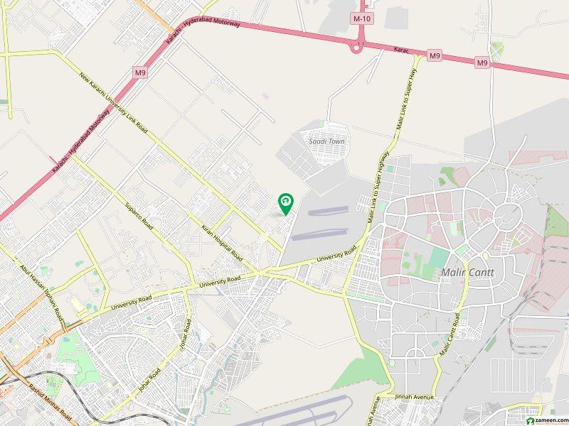 لطیف ڈوپلیکس لکسوریا سکیم 33 - سیکٹر 35-اے سکیم 33 کراچی میں 4 مرلہ کمرشل پلاٹ 2.6 کروڑ میں برائے فروخت۔