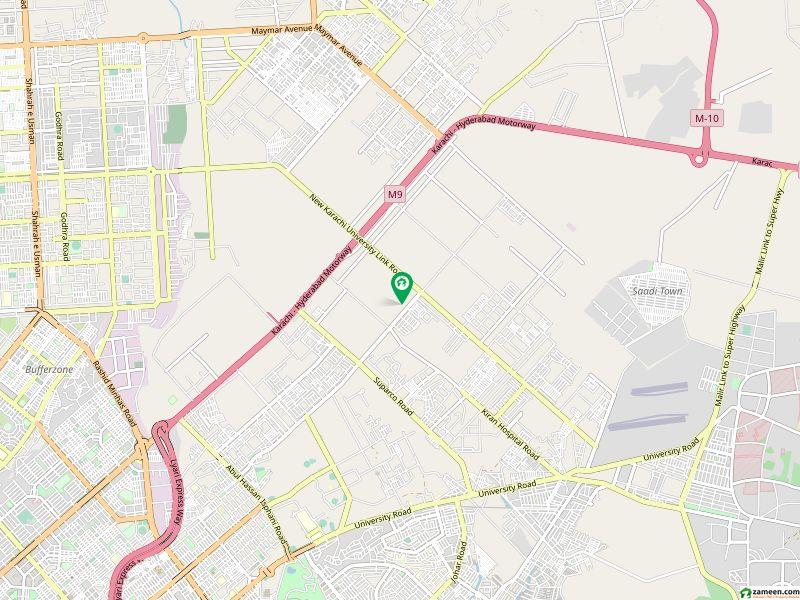 کوئٹہ ٹاؤن۔ بلاک 3 کوئٹہ ٹاؤن ۔ سیکٹر 18۔اے سکیم 33 - سیکٹر 18-اے سکیم 33 کراچی میں 10 مرلہ کمرشل پلاٹ 2.45 کروڑ میں برائے فروخت۔