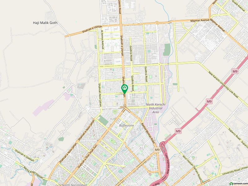 North Karachi Hanis Excellency Flat For Sale