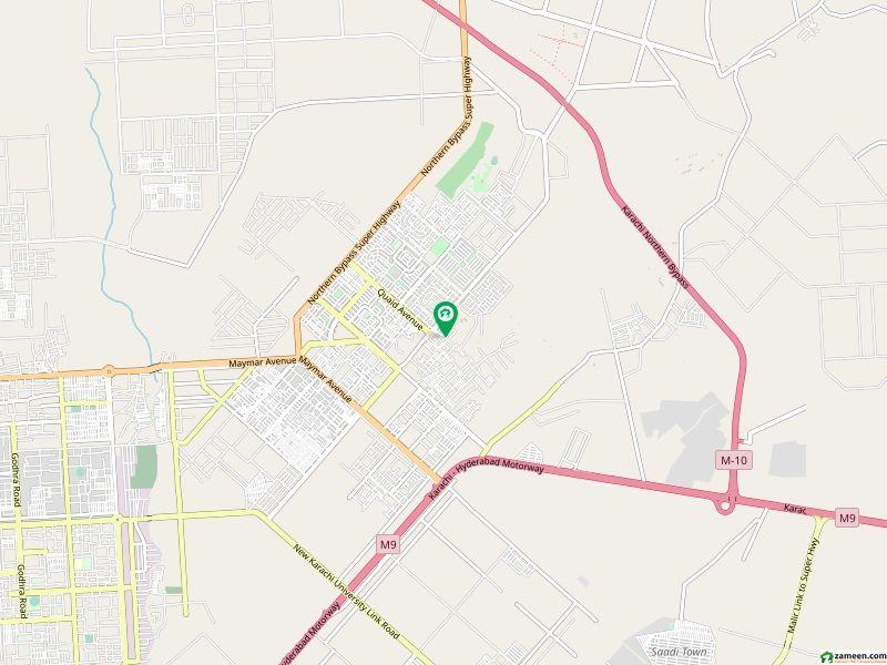 ڈائمنڈ سٹی گلشنِ معمار گداپ ٹاؤن کراچی میں 2 کمروں کا 4 مرلہ زیریں پورشن 35 لاکھ میں برائے فروخت۔