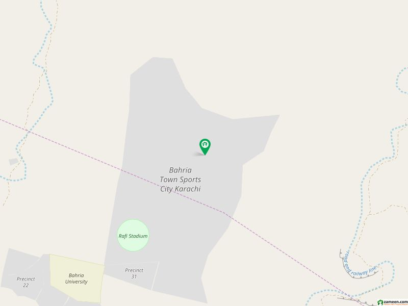 Centrally Located Residential Plot In Bahria Town - Precinct 41 Is Available For Sale