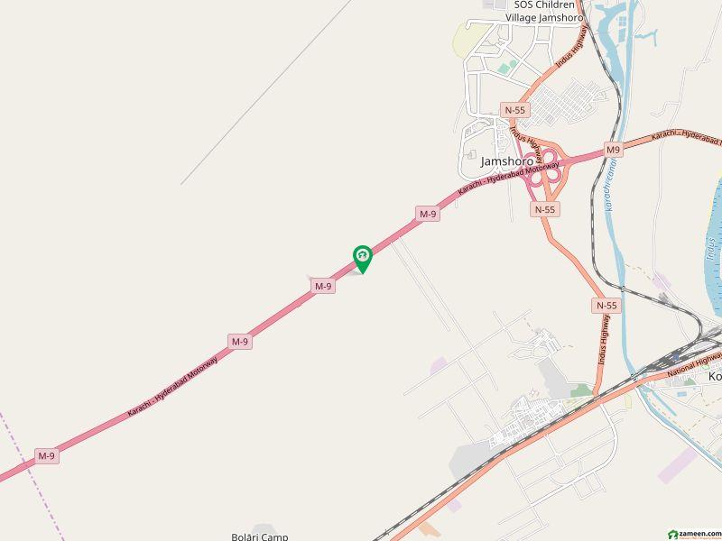 گلشن۔اے۔شہباز ہاؤسنگ سکیم کراچی - حیدرآباد موٹر وے جامشورو میں 2 کمروں کا 3 مرلہ فلیٹ 6 لاکھ میں برائے فروخت۔