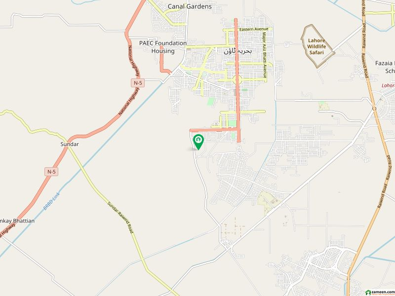 Plot Available For Sale In Bahria Town Lahore