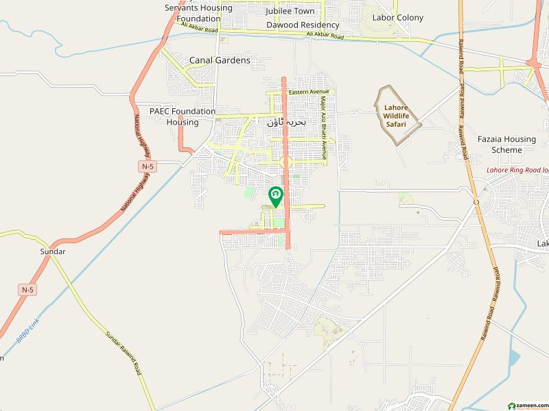 Iqbal Block Plot#103 For Sale  Very Low Price Hot Location