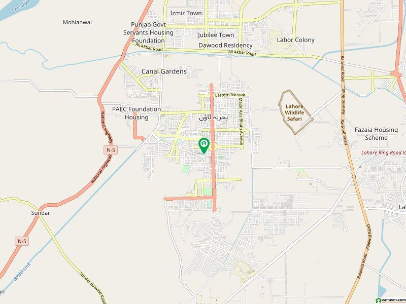 بحریہ ٹاؤن چمبیلی بلاک بحریہ ٹاؤن سیکٹر سی بحریہ ٹاؤن لاہور میں 12 مرلہ رہائشی پلاٹ 1.2 کروڑ میں برائے فروخت۔