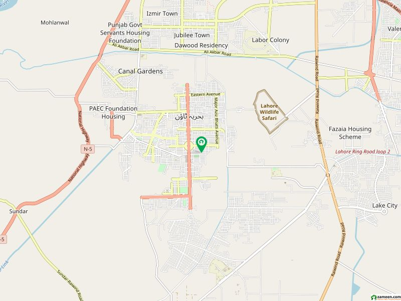 بحریہ ٹاؤن ٹیولپ بلاک بحریہ ٹاؤن سیکٹر سی بحریہ ٹاؤن لاہور میں 10 مرلہ رہائشی پلاٹ 83 لاکھ میں برائے فروخت۔