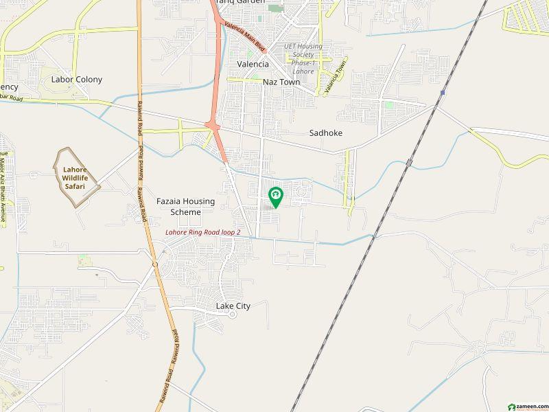 خیابانِ امین لاہور میں 1 کمرے کا 4 مرلہ پینٹ ہاؤس 9 ہزار میں کرایہ پر دستیاب ہے۔