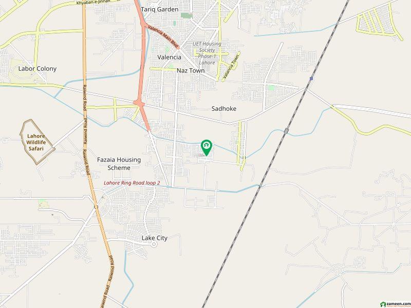 Fatima Estate Offer 950 Marla Possession Plot 123 Block 3 A In Dha Phase 11 Halloki Gardens