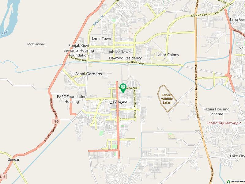 بحریہ ٹاؤن شاہین بلاک بحریہ ٹاؤن سیکٹر B بحریہ ٹاؤن لاہور میں 10 مرلہ رہائشی پلاٹ 1.05 کروڑ میں برائے فروخت۔