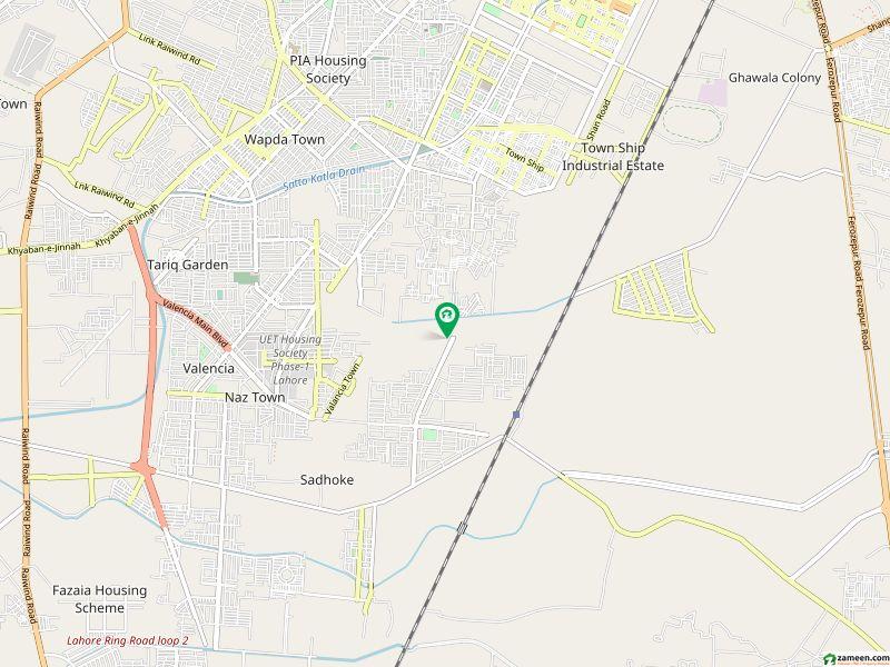 آئی ای پی انجنیئرز ٹاؤن ۔ بلاک ایف 3 آئی ای پی انجنیئرز ٹاؤن ۔ سیکٹر اے آئی ای پی انجینئرز ٹاؤن لاہور میں 10 مرلہ رہائشی پلاٹ 90 لاکھ میں برائے فروخت۔
