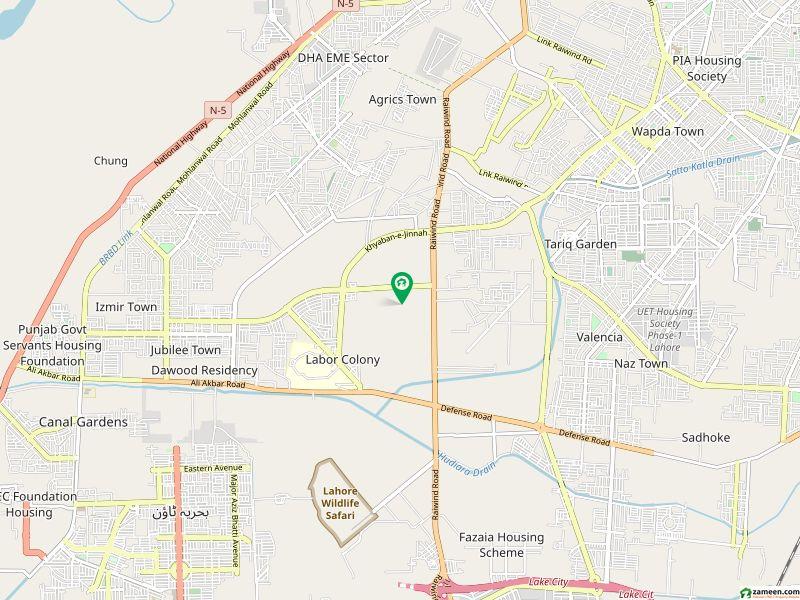 شیر شاہ کالونی بلاک اے شیرشاہ کالونی - راؤنڈ روڈ لاہور میں 3 کمروں کا 3 مرلہ مکان 26 ہزار میں کرایہ پر دستیاب ہے۔