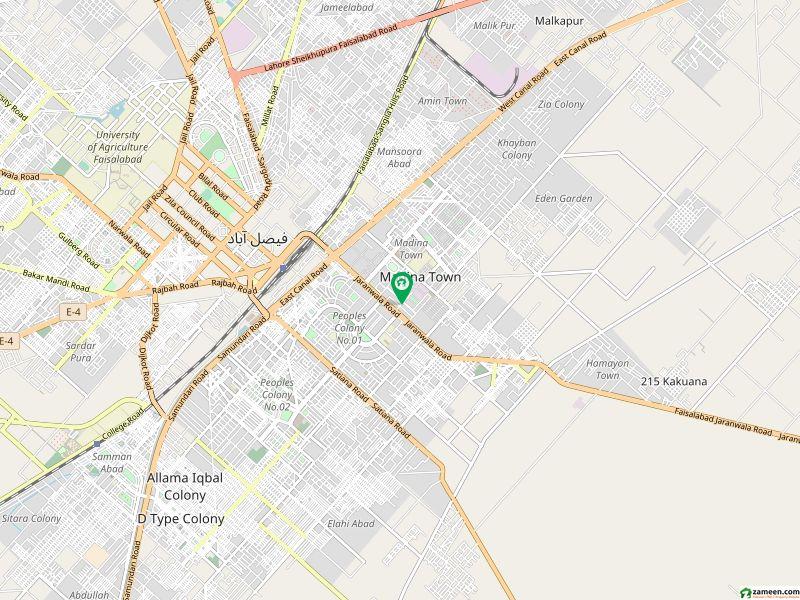510 Marla Farm House Is Available For Sale At Jhang Road Jhang Road Faisalabad Punjab