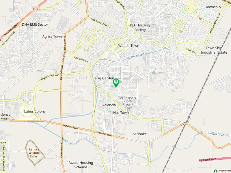 Prime Location 1 Kanal Lower Portion For Rent 158-A1