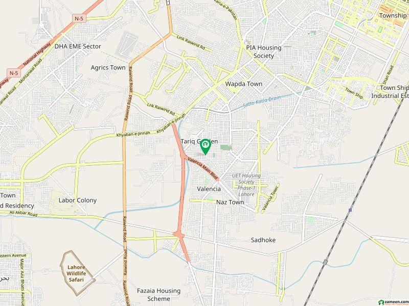 طارق گارڈنز ۔ بلاک بی طارق گارڈنز لاہور میں 4 کمروں کا 5 مرلہ مکان 1.55 کروڑ میں برائے فروخت۔