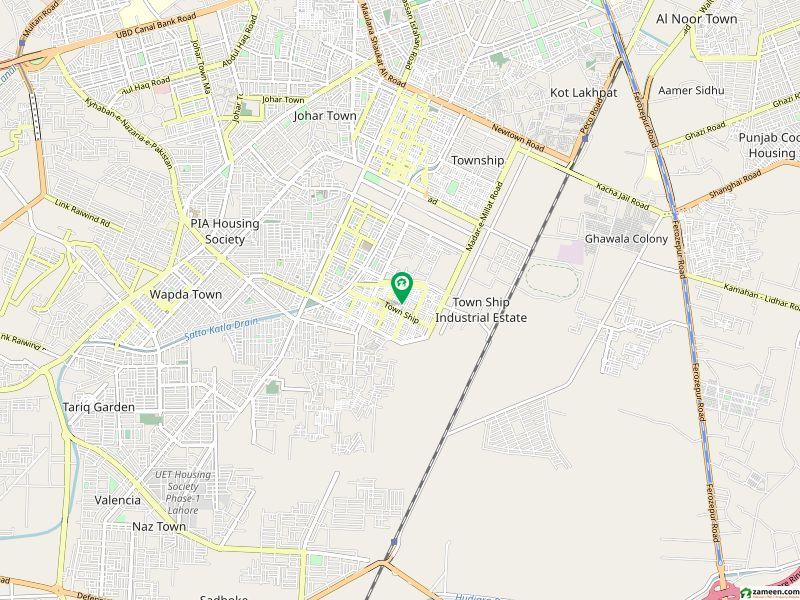 گرین ٹاؤن ۔ سیکٹر ڈی 2 گرین ٹاؤن لاہور میں 2 کمروں کا 5 مرلہ مکان 75 لاکھ میں برائے فروخت۔