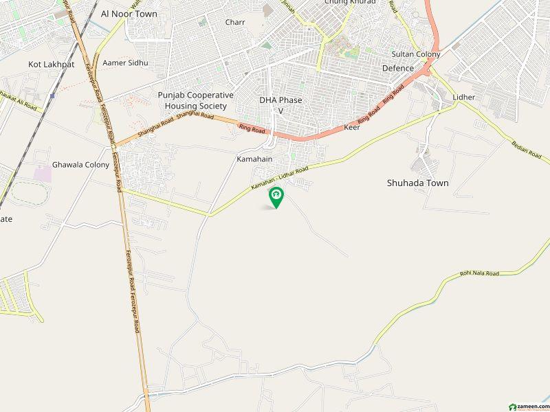 سٹیٹ لائف ہاؤسنگ فیز 2 اسٹیٹ لائف ہاؤسنگ سوسائٹی لاہور میں 14 مرلہ رہائشی پلاٹ 27 لاکھ میں برائے فروخت۔