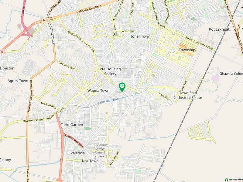 نیسپاک سکیم فیز 1 کالج روڈ لاہور میں 4 کمروں کا 10 مرلہ مکان 2.3 کروڑ میں برائے فروخت۔