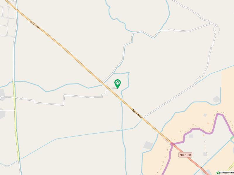 8 Kanal Land For Sale On Barki Road Near Hadiara Best For Farm House And Farming