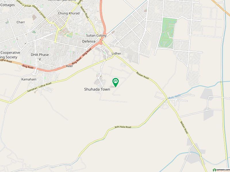 ڈی ایچ اے 9 ٹاؤن - سی سی اے ڈی ایچ اے 9 ٹاؤن ڈیفنس (ڈی ایچ اے) لاہور میں 4 مرلہ کمرشل پلاٹ 4.25 کروڑ میں برائے فروخت۔