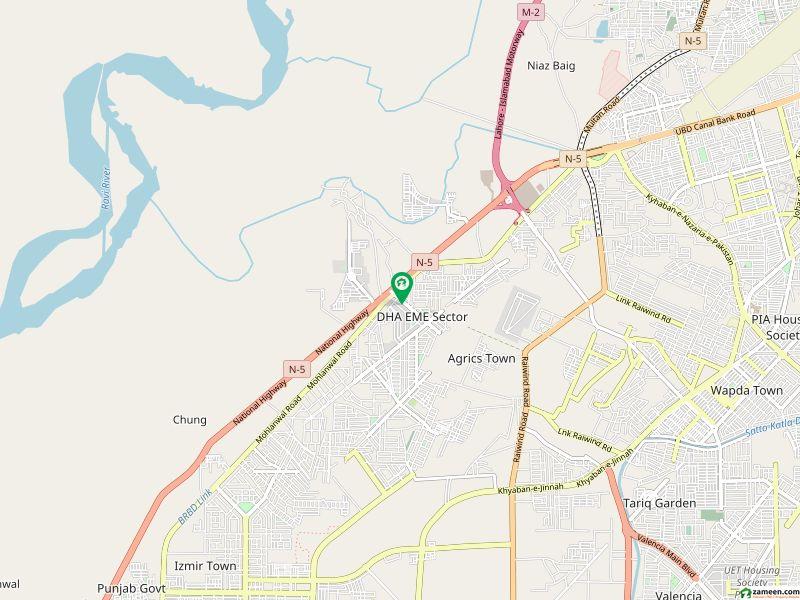 ڈی ایچ اے سٹی لاہور میں 5 کمروں کا 1 کنال مکان 4.49 کروڑ میں برائے فروخت۔