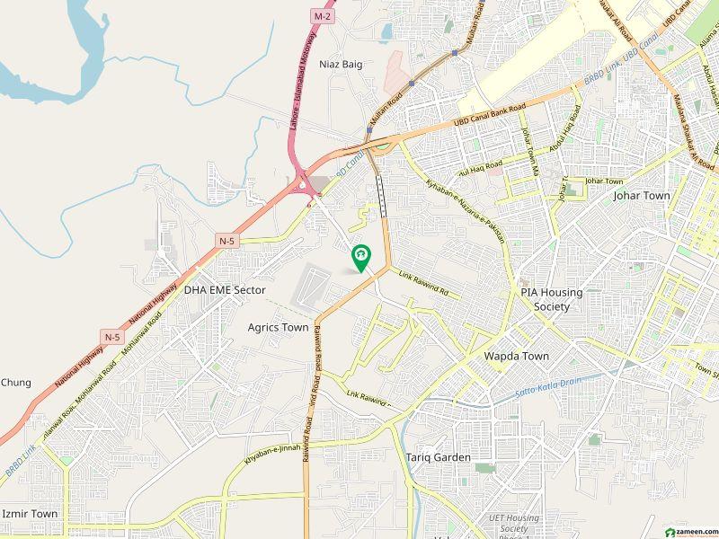 شبیر ٹاؤن ۔ ایگزیکٹو اپارٹمنٹز شبیر ٹاؤن لاہور میں 2 کمروں کا 6 مرلہ فلیٹ 85 لاکھ میں برائے فروخت۔