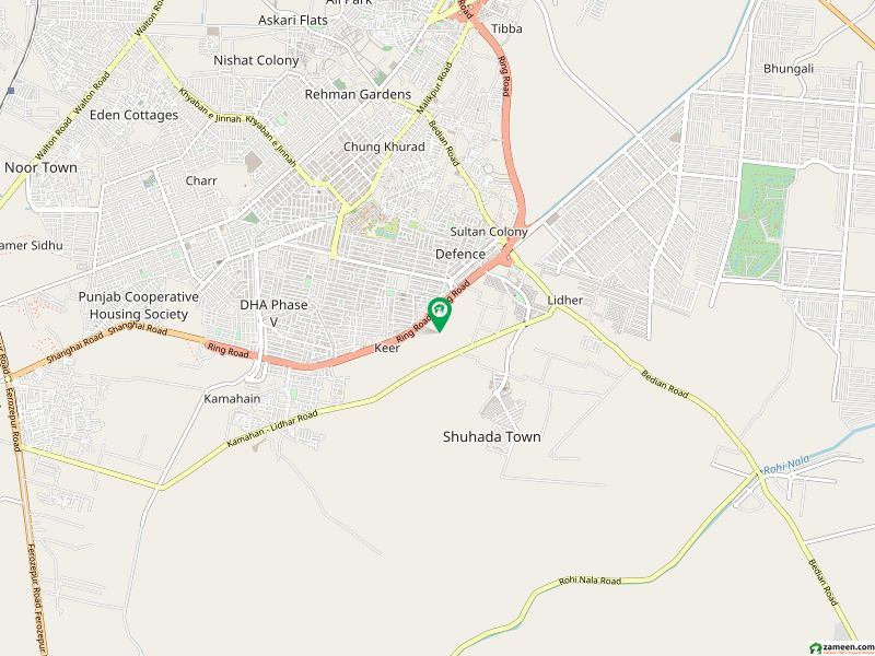 Plot For Sale At Dha Lahore Phase 5 Block M