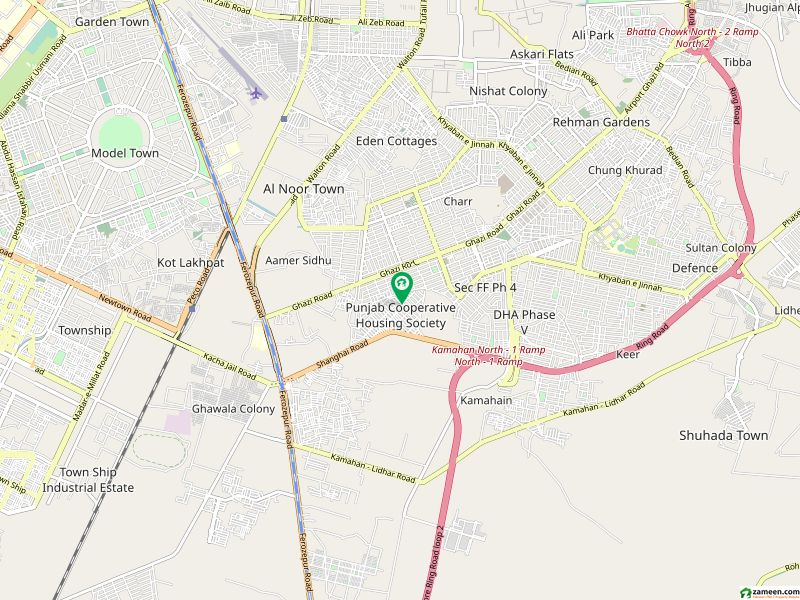 10 Marla House available for sale in Punjab Coop Housing Society, Lahore