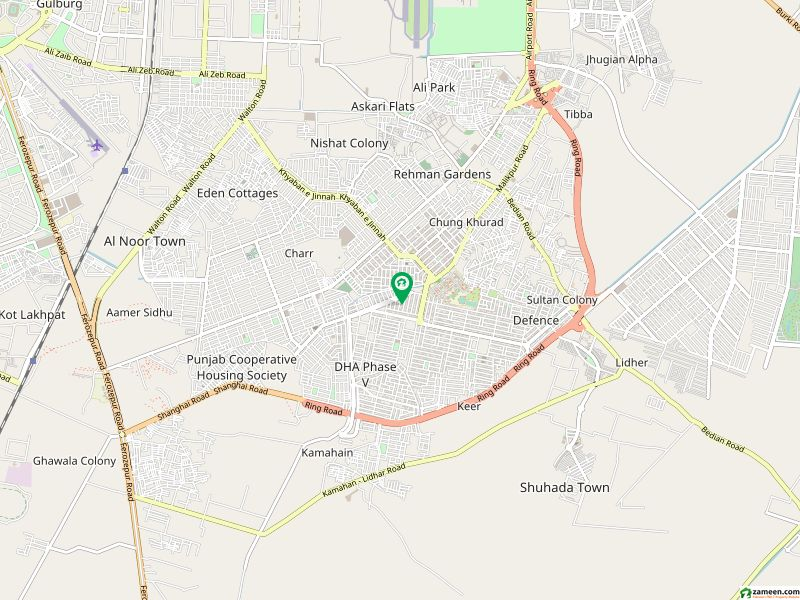 Dha Lahore 10 Marla Full House For Rent At Phase 5