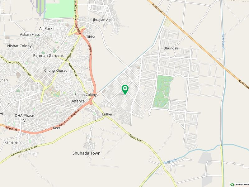 8 Marla Commercial Plot No 52 Urgent Sale In Dha Phase 6 Cca 2 Block