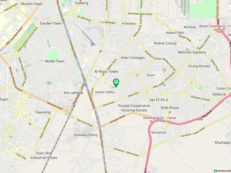ڈی ایچ اے فیز 3 - بلاک ڈبل ایکس فیز 3 ڈیفنس (ڈی ایچ اے) لاہور میں 2 کنال رہائشی پلاٹ 7. 3 کروڑ میں برائے فروخت۔