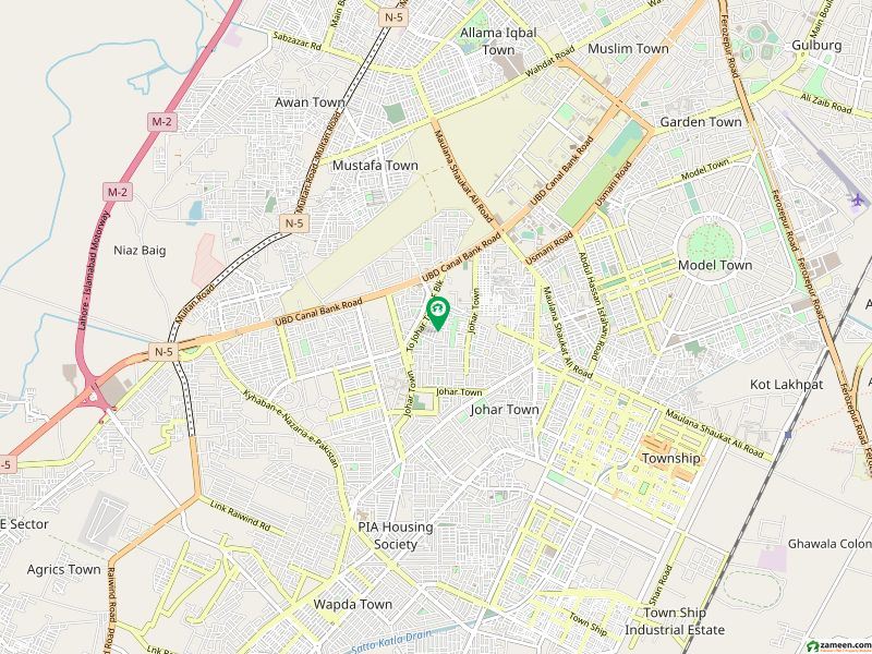 Portion Is Available For Sale In Johar Town