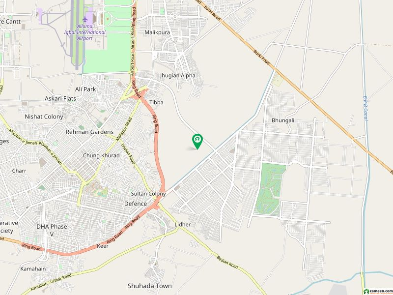 2 Kanal Residential Plot No 25 For Urgent Sale In Dha Phase 8