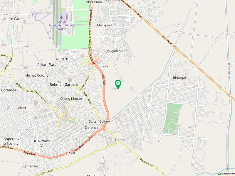 ڈی ایچ اے فیز 8 ۔ سی سی اے 2 ڈی ایچ اے فیز 8 ڈیفنس (ڈی ایچ اے) لاہور میں 4 مرلہ کمرشل پلاٹ 7.3 کروڑ میں برائے فروخت۔