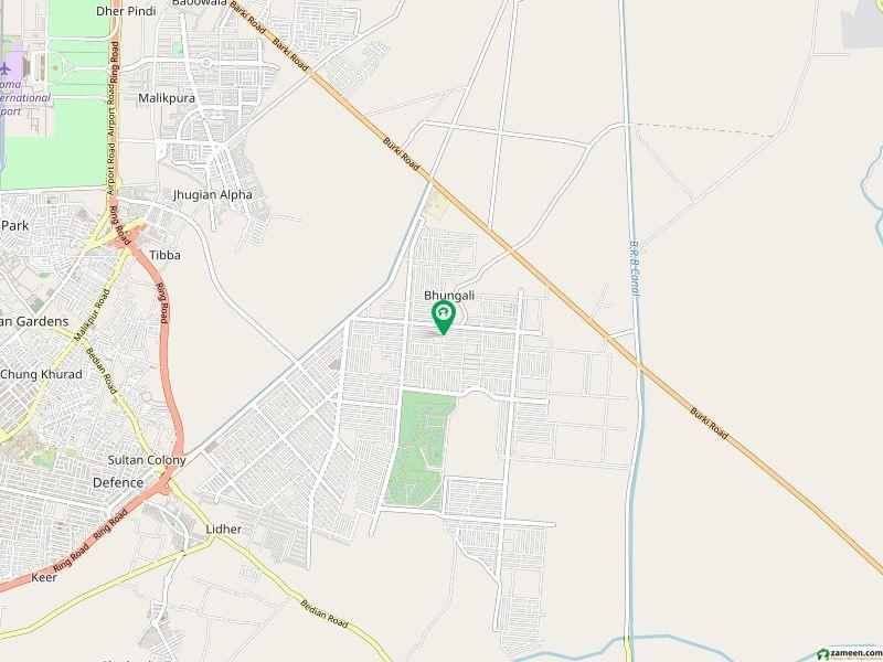 1 Kanal Residential Plot For Sale Plot No 113 Block R Phase 7 DHA