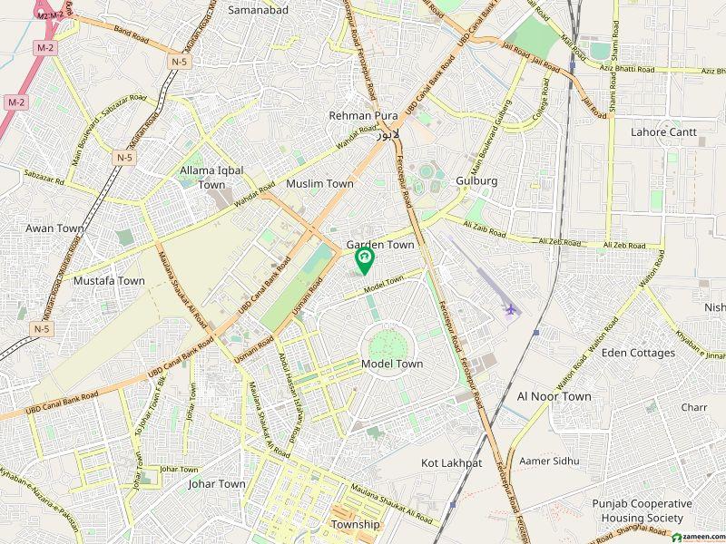 گارڈن ٹاؤن - شیر شاہ بلاک گارڈن ٹاؤن لاہور میں 3 کمروں کا 5 مرلہ مکان 1.75 کروڑ میں برائے فروخت۔