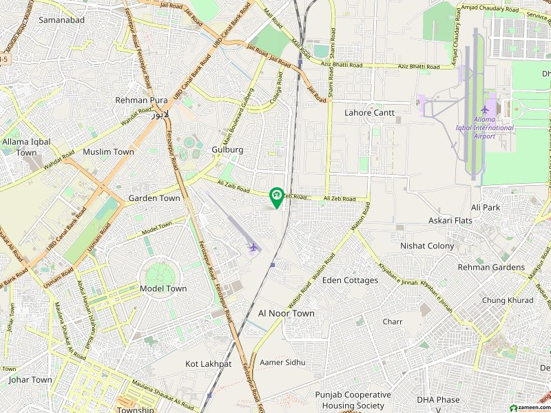 Makkah Colony Gulberg 3 Lahore   -  Flat For Sale