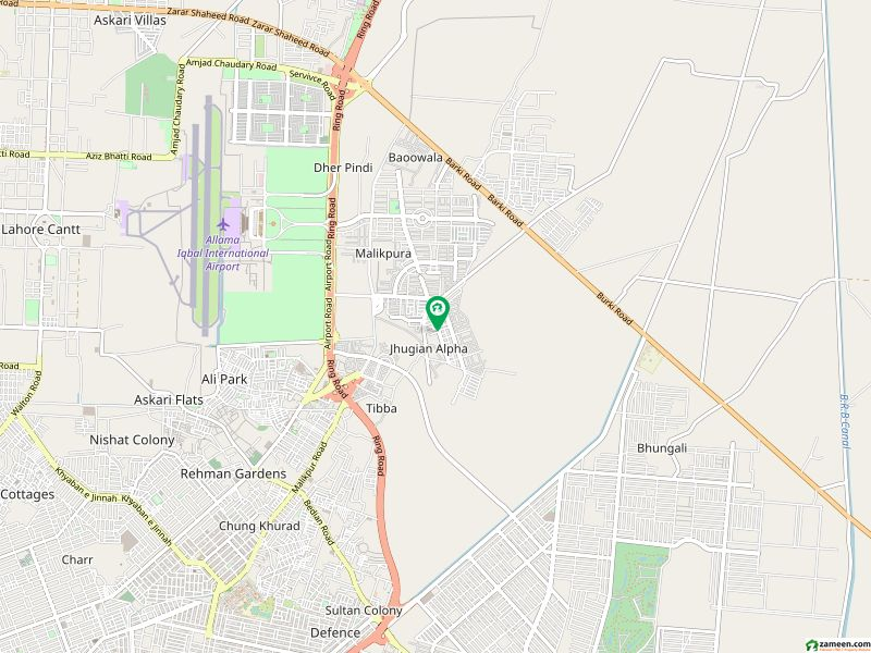 309 N Dha Phase 8 Plot For Sale