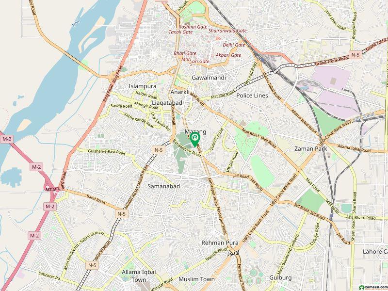 Flat For Sale Saadi Park Mozang Lahore