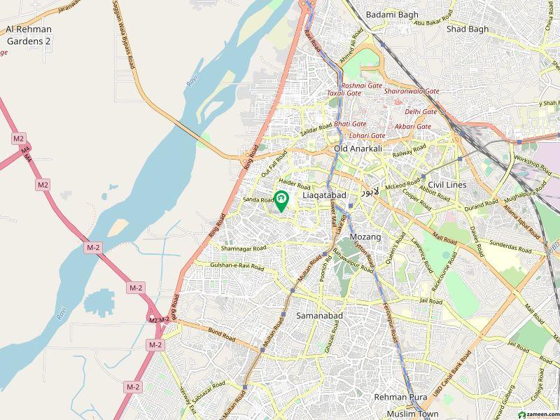 5 Marla House  For Sale Opposite To Taj Masjid Sadaqat Park  Lahore