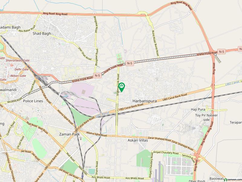رام گڑھ مغلپورہ لاہور میں 2 کمروں کا 4 مرلہ مکان 55 لاکھ میں برائے فروخت۔