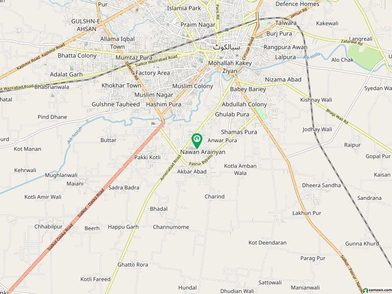 ناونا پنڈ آرائیاں سیالکوٹ میں 5 کمروں کا 5 مرلہ مکان 25 ہزار میں کرایہ پر دستیاب ہے۔