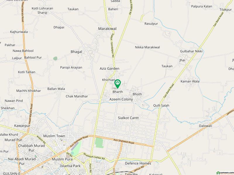House For Sale On Located On Main Kamanwala Road