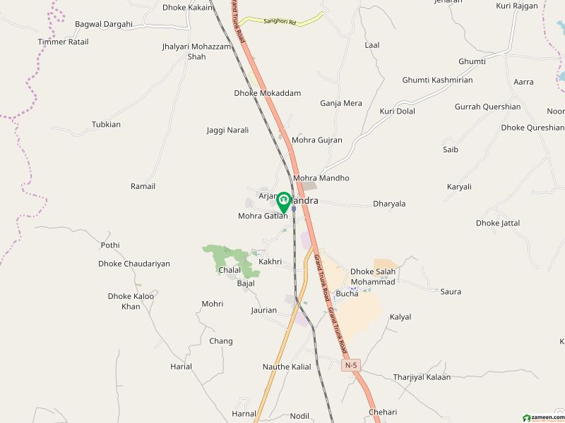 2500 Kanal Land Available For Sale