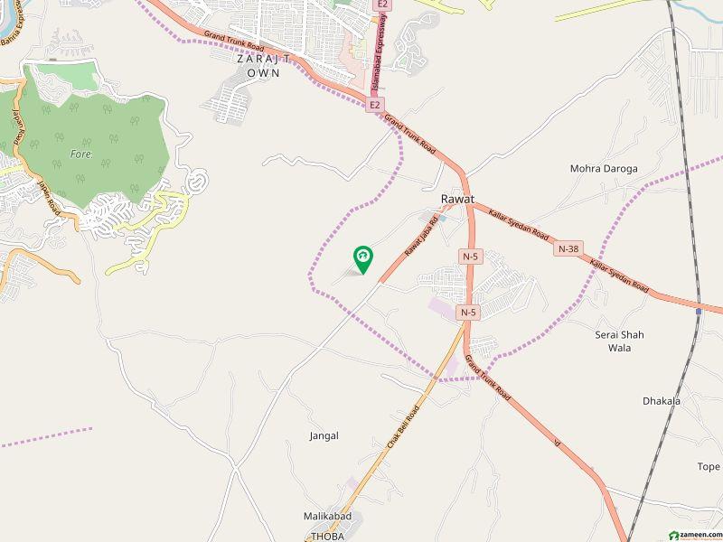 ڈی ایچ اے فیز 3 ۔ بلاک ای ڈی ایچ اے ڈیفینس فیز 3 ڈی ایچ اے ڈیفینس اسلام آباد میں 1 کنال رہائشی پلاٹ 81 لاکھ میں برائے فروخت۔