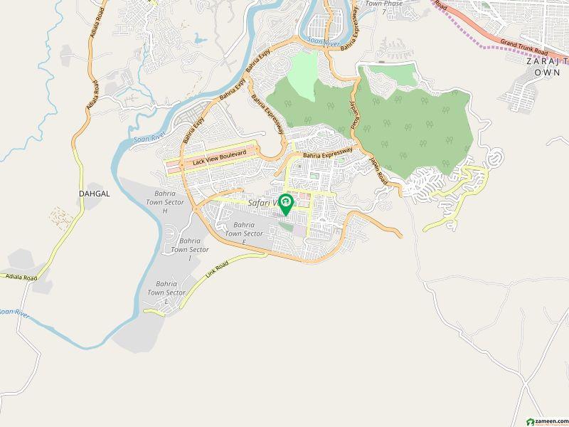 بحریہ ٹاؤن فیز 8 ۔ عثمان بلاک بحریہ ٹاؤن فیز 8 ۔ سفاری ویلی بحریہ ٹاؤن فیز 8 بحریہ ٹاؤن راولپنڈی راولپنڈی میں 7 مرلہ رہائشی پلاٹ 46 لاکھ میں برائے فروخت۔