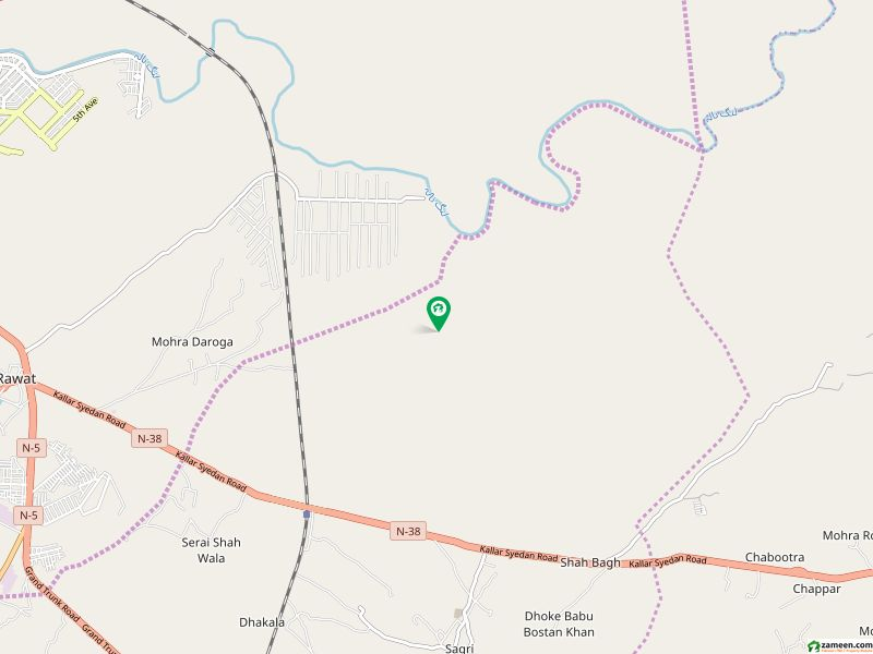 4 Marla 000000 commercial plot for sale in DHA valley Islamabad open file all dues paid for sale