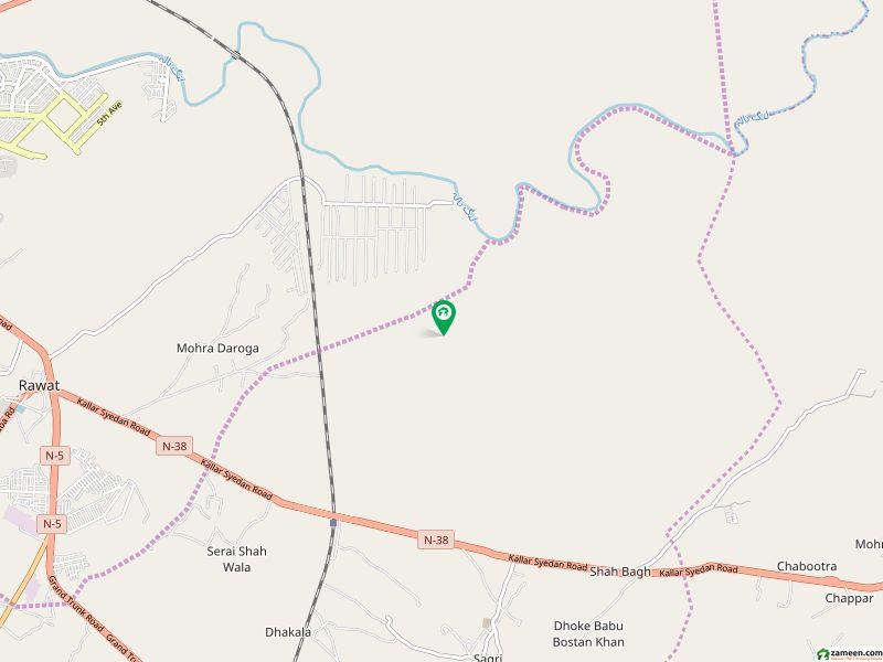 ڈی ایچ اے ویلی - بوجنولیا سیکٹر ڈی ایچ اے ویلی ڈی ایچ اے ڈیفینس اسلام آباد میں 4 مرلہ کمرشل پلاٹ 31 لاکھ میں برائے فروخت۔