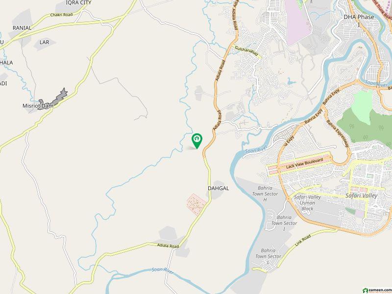 ڈی ایچ اے فیز 4 - سیکٹر جی ڈی ایچ اے ڈیفینس فیز 4 ڈی ایچ اے ڈیفینس اسلام آباد میں 1 کنال رہائشی پلاٹ 1.05 کروڑ میں برائے فروخت۔