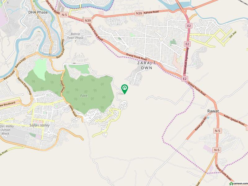 آغوش فیز 2 ۔ بلاک ڈی آغوش فیز 2 آغوش اسلام آباد میں 1 کنال رہائشی پلاٹ 75 لاکھ میں برائے فروخت۔