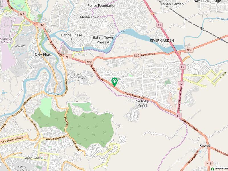 ڈی ایچ اے فیز2 - سیکٹراے کمرشل ایریا ڈی ایچ اے ڈیفینس فیز 2 ڈی ایچ اے ڈیفینس اسلام آباد میں 8 مرلہ کمرشل پلاٹ 10.25 کروڑ میں برائے فروخت۔